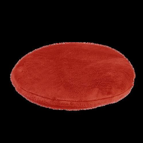 Coussin rouge pour cabane 40cm