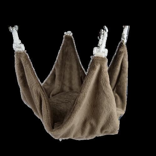 Hamac en tissu de 40cm de diamètre sur 40cm