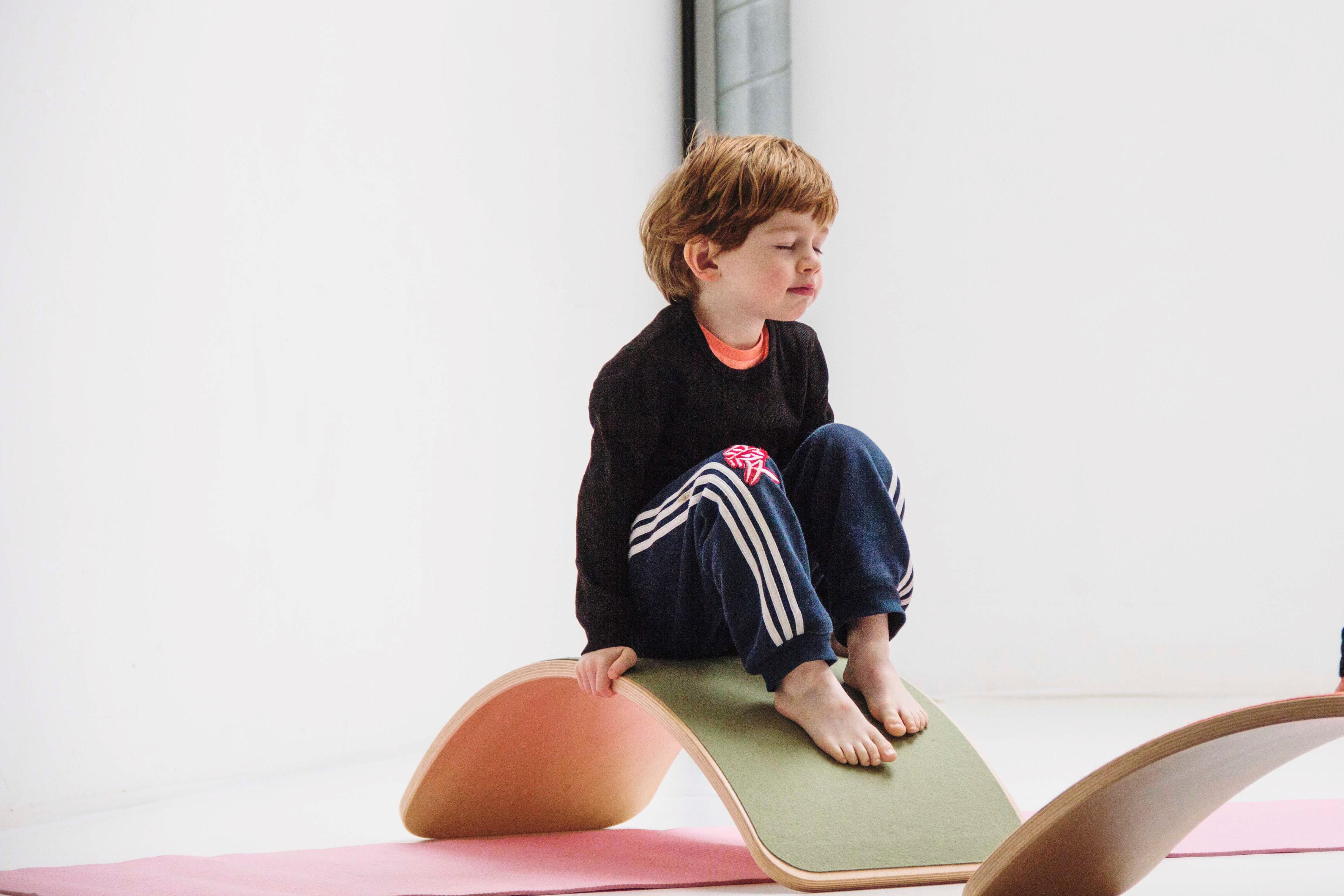Children's Wobbel Yoga (age 4-9)