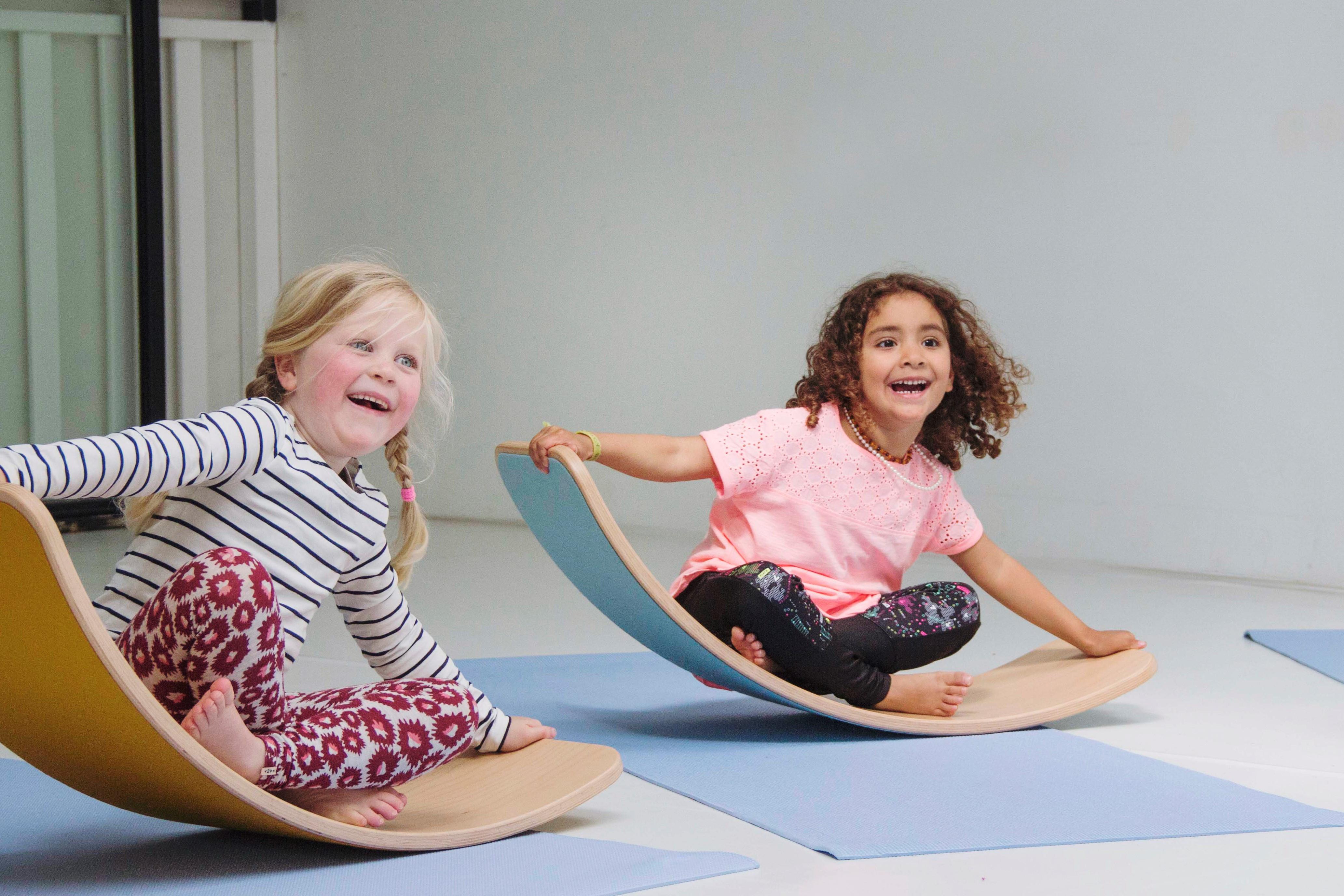 Children's Wobbel Yoga - Bring a Friend