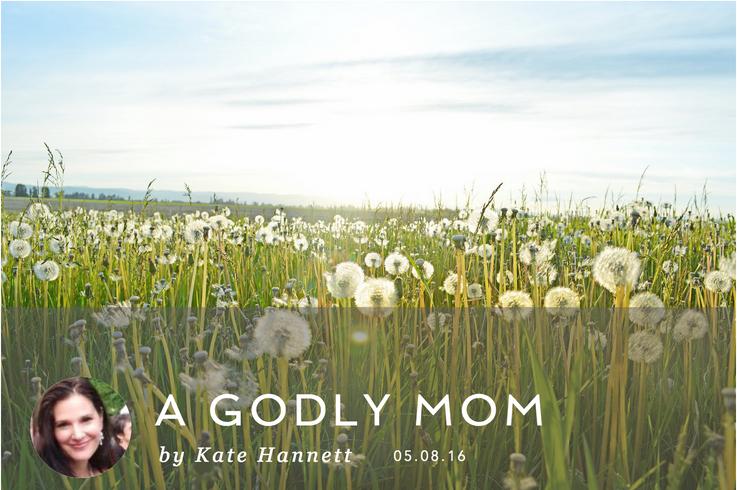 A GODLY MOM
