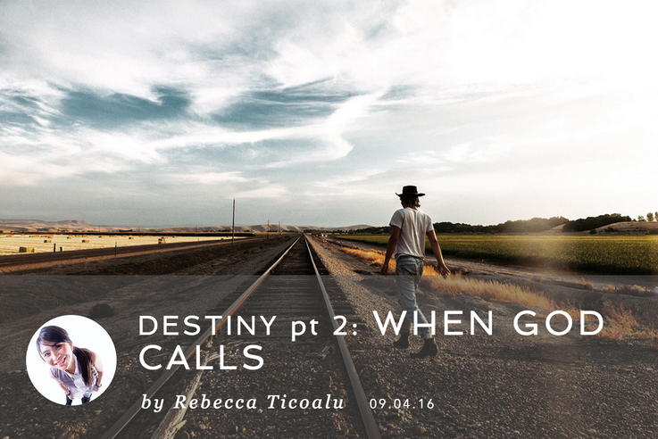 DESTINY pt 2: WHEN GOD CALLS