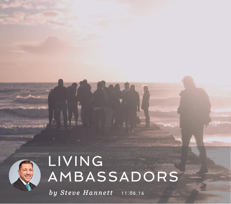 LIVING AMBASSADORS