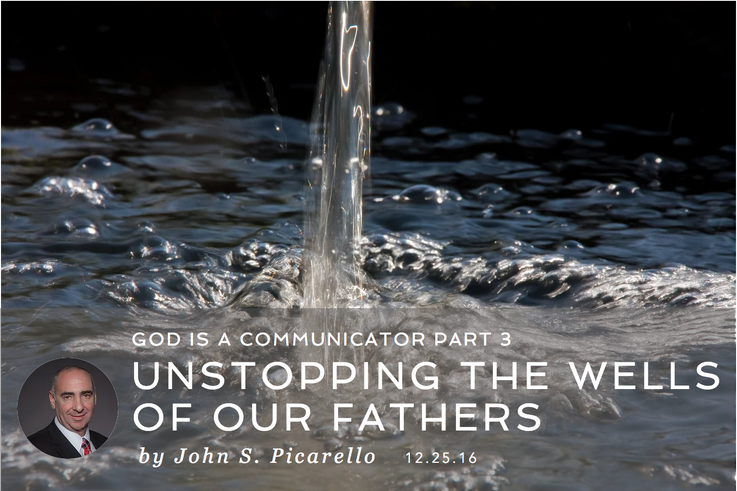 THE WELLS OF OUR FATHER