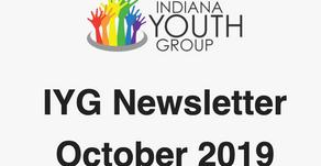IYG Newsletter - October 2019