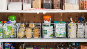 Help Stock the Pantry