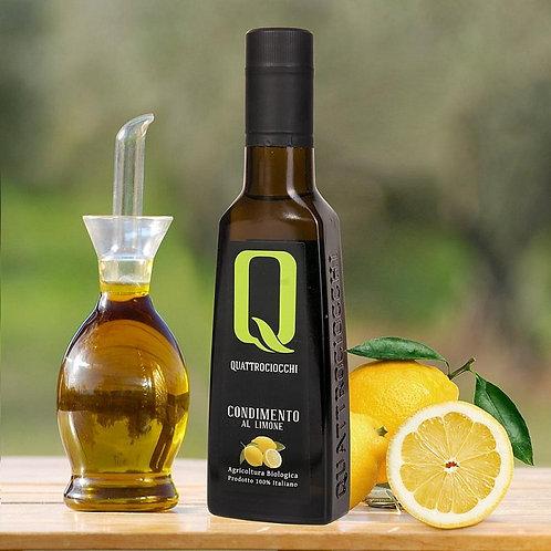 Huile d'Olives Citron