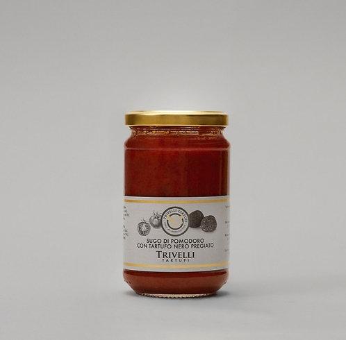 Sauce Tomates à la Truffe