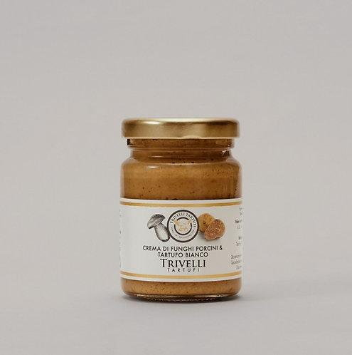 Crème Champignons avec Truffe