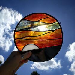 Missing those bright, sunshiney days... ⛅_._._