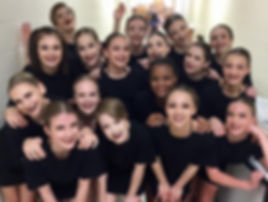 Z Company Teen competitive dance team Z Company Dance