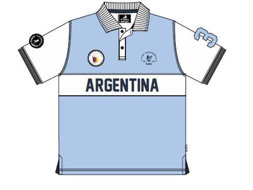 Argentina Polo Team Shirt