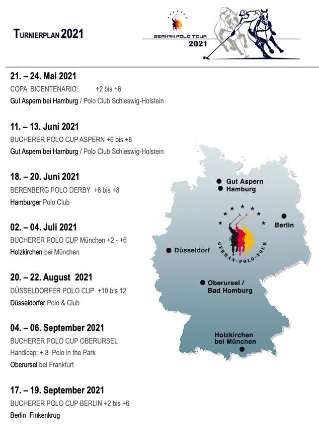 Termine German Polo Tour 2021