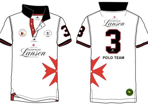 Lanson Team Shirt Weiss