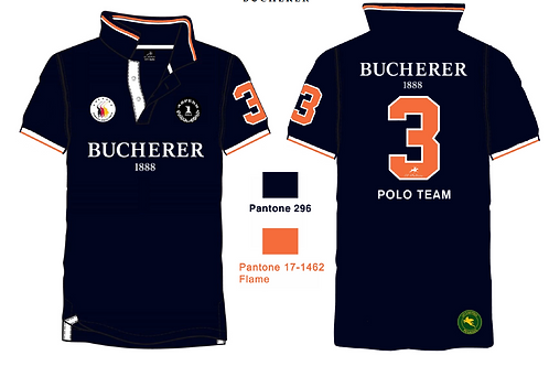 Bucherer Polo Team Shirt