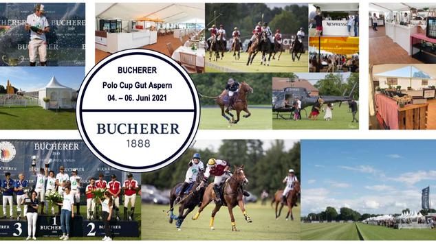 Bucherer Polo Cup Auftakt 3. Juni - 6. Juni 2021