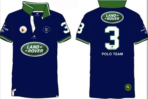 Land Rover Team Shirt blau