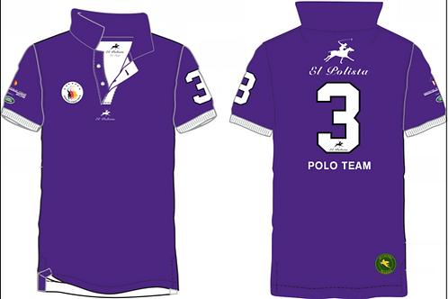 El Polista Team Shirt lila