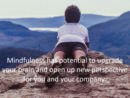 When is the right time for Mindfulness? NOW.