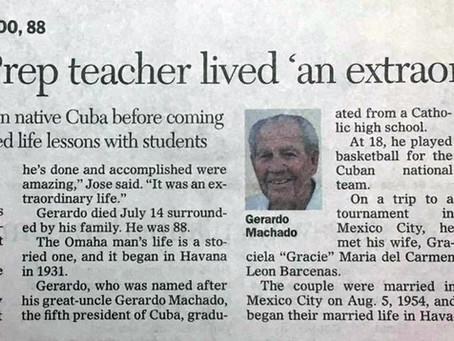 """Gerardo """"Jerry"""" Machado"""