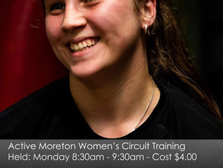 $4 Female Fitness Classes
