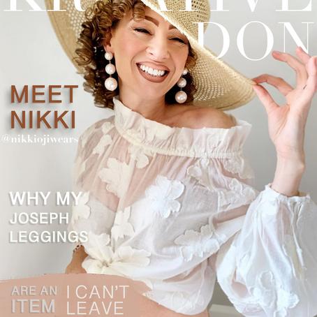 Influencer Spotlight of the week - Nikki Oji