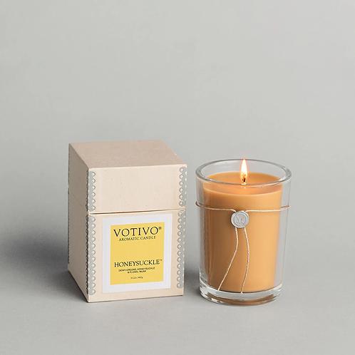 Votivo Honeysuckle Candle