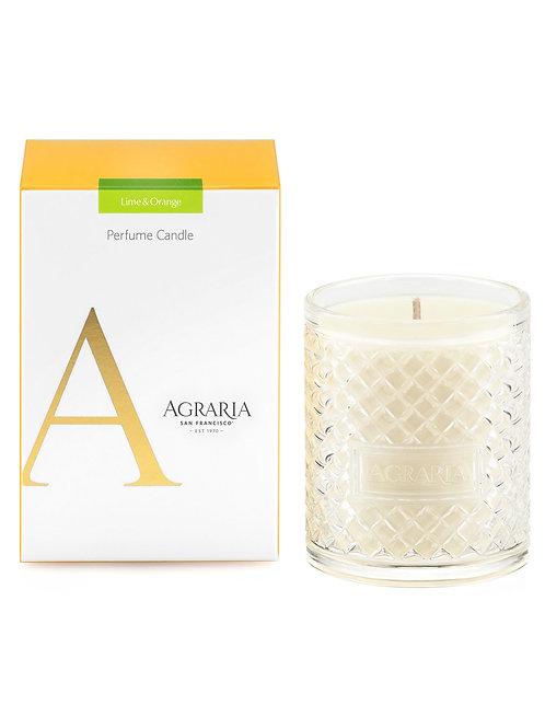 Agaria Lime & Orange Perfume Candle