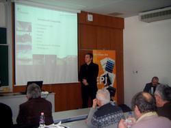 Mérnökszakmai előadás 2 (Pécs)