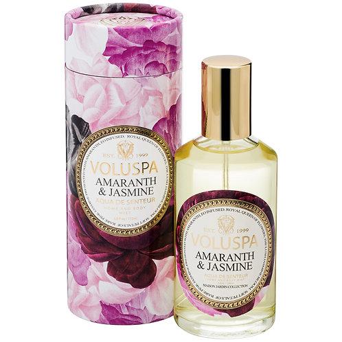 Amaranth & Jasmine Aqua De Senteur - Room & Body Spray