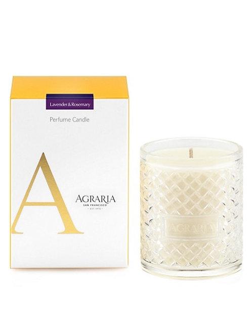 Agaria Lavender & Rosemary Perfume Candle