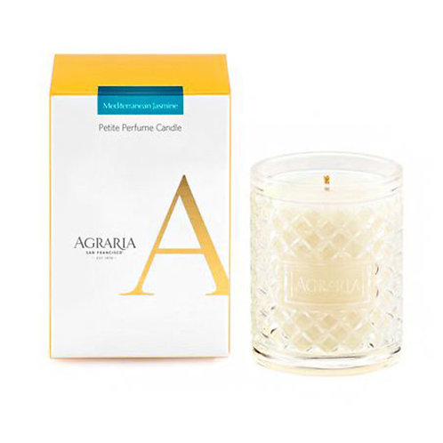 Agaria Mediterranean Jasmine Perfume Candle