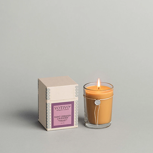Votivo St Germain Lavender Candle