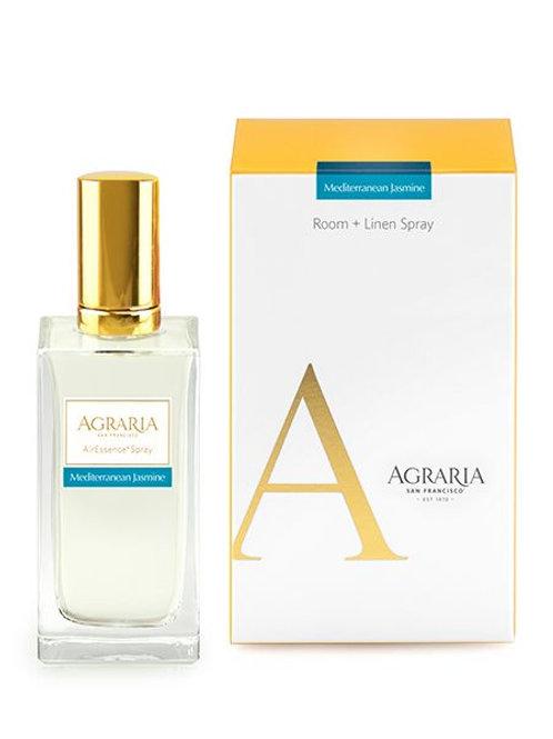 Agaria Mediterranean Jasmine Room & Linen Spray