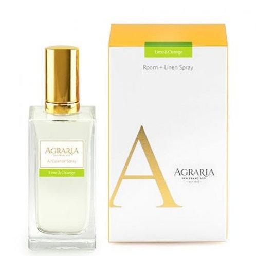 Agaria Lime & Orange Room & Linen Spray