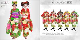 EXiA Kimono KaO