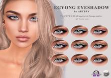 ARTERY __ Egyong Eyeshadow