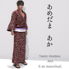r-l-f+N RAN2019 AMEDAMA yukata