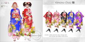 EXiA kimono ChoU