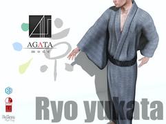 AGATA mode Ryo yukata