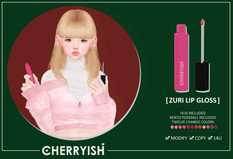 CHERRYISH Zuri Lip Gloss
