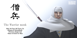 ___Last Ride___ The Warrior monk