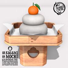 Schadenfreude  -kagami mochi