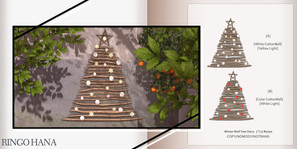 RINGO HANA - Winter Wall Tree Deco.jpg