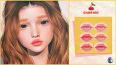 CHERRYISH Hoki Lips [GENUS]