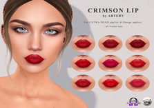 ARTERY __ Crimson Lip
