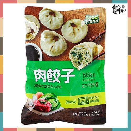 M&N 手作り 肉餃子 420g