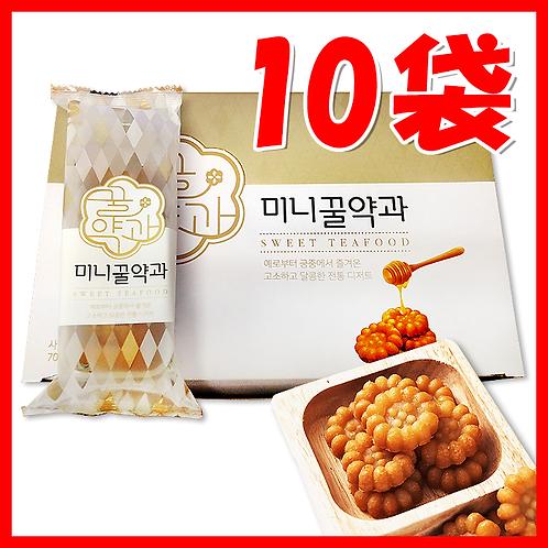ミニ蜂蜜薬菓(10袋)