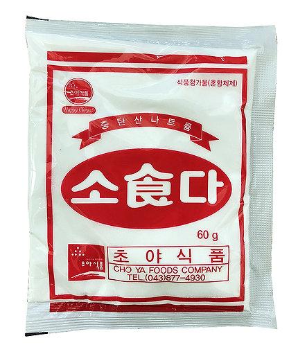 ソーダ(重曹) 60g