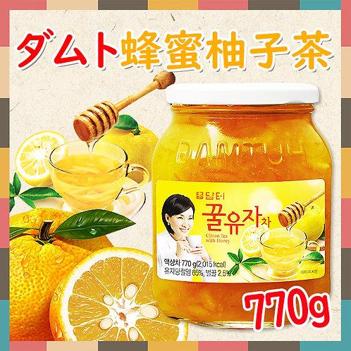 『ダムト』蜂蜜柚子茶770g